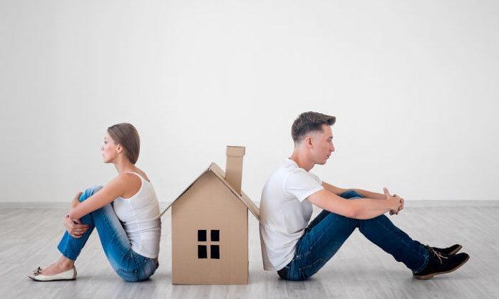 วิธีจัดการปัญหากู้ร่วมซื้อบ้านเมื่อคู่รักเลิกกัน
