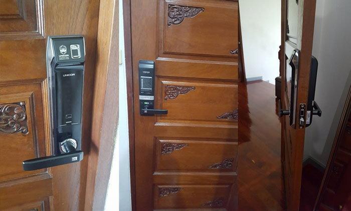 """รีวิว """"ติดตั้งประตูดิจิทัล"""" สะดวก รวดเร็ว อีกหนึ่งทางเลือกในการรักษาความปลอดภัยให้กับบ้าน"""