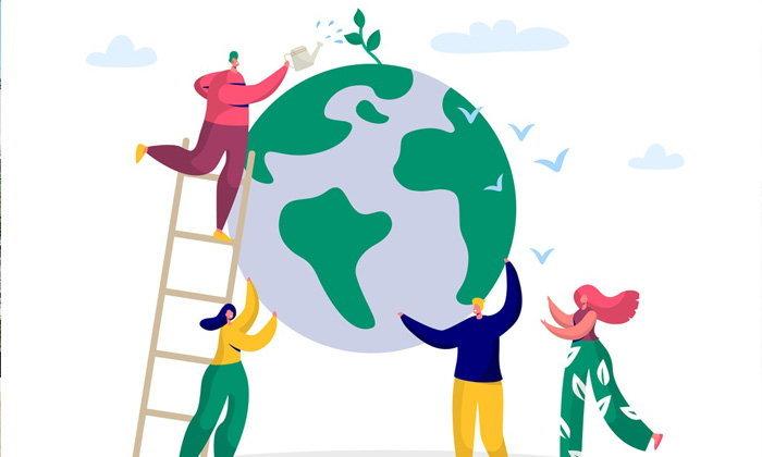 10 ไอเดียรักษ์โลก-ลดขยะพลาสติก  เริ่มต้นง่ายๆ ได้ที่ตัวเรา