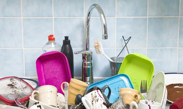 """รู้จริงวิธี """"ล้างจาน"""" ที่จะทำให้คุณรู้ว่าทำ """"ผิด"""" มาตลอด"""