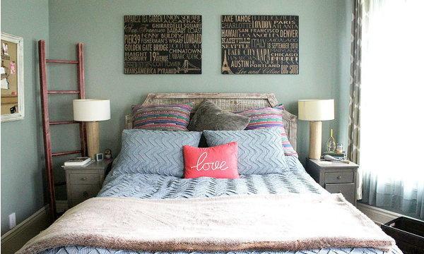 """6 สิ่งที่คู่รักต้องใส่ใจ และควรมีไว้ใน """"ห้องนอน"""""""