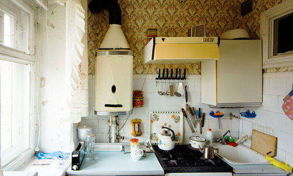 7 วิธีปรับเคาน์เตอร์ครัวเล็กจิ๋ว ให้ใหญ่ใช้งานได้เยอะ