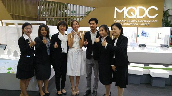 ครั้งแรก!!! MQDC ผ่าบ้านแสดงผลงานนวัตกรรมที่อยู่อาศัยในงาน 360 องศา Save the World Expo