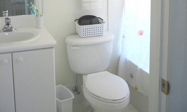 5 วิธีจัดห้องน้ำขนาดเล็กจิ๋วให้ลงตัว