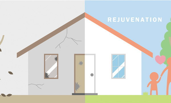 HomeRejuvenation คืนชีวิตให้บ้านมีชีวา
