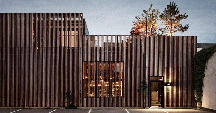 เปลี่ยนโกดังสินค้าในกรุงโคเปนเฮเกนให้กลายเป็นบ้านใหม่ในสวนลึกลับ!!