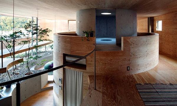 บ้านหลุม ที่อยู่อาศัยไอเดียเก๋จากประเทศญี่ปุ่น!