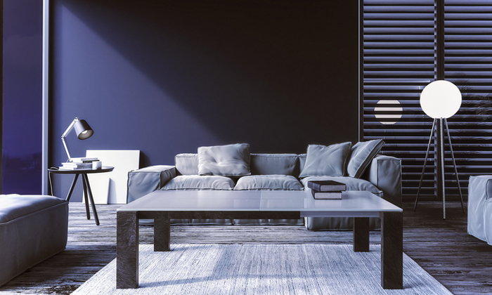 5 กฎเหล็กควรรู้เมื่อจะใช้ผนังห้องสีเข้มกับพื้นที่ขนาดเล็ก