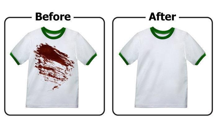 7 วิธีขจัดคราบซอสมะเขือเทศ เห็นผล ผ้าสะอาดเหมือนเดิม