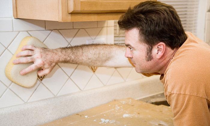 3 วิธีทำความสะอาดยาแนวอย่างได้ผล