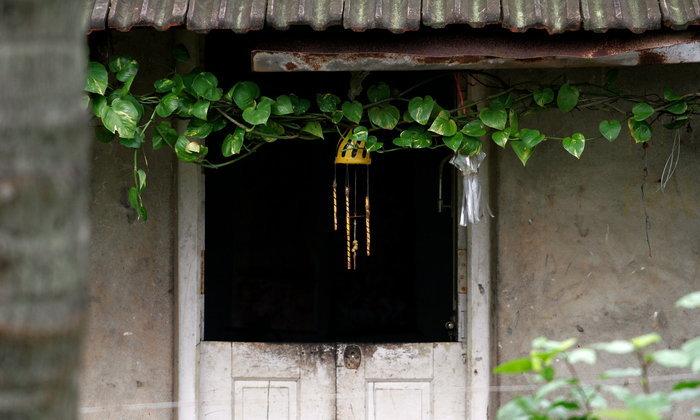 ประตูหน้าบ้าน กับประตูหลังบ้านตรงกัน ไม่ดีจริงหรือ ?