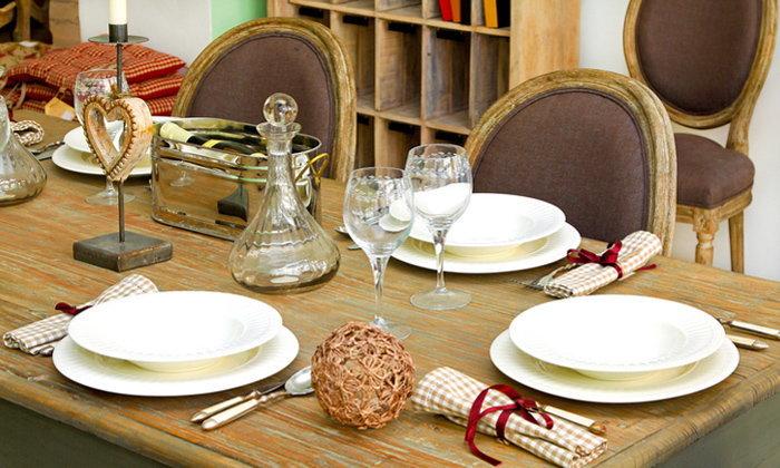 5 เทคนิคจัดโต๊ะอาหารที่คุณต้องร้องว้าว