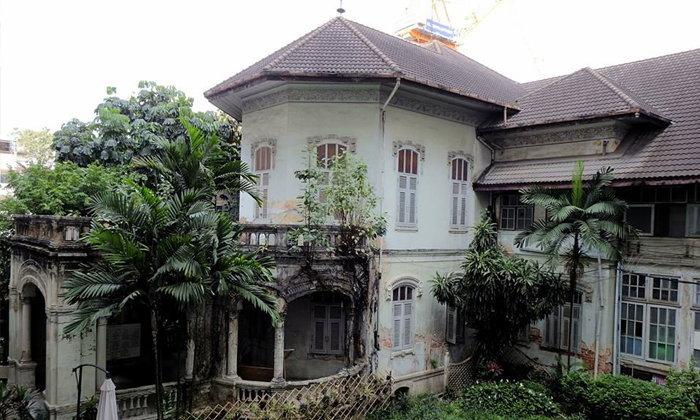 'บ้านคุณพระ' สถาปัตยกรรมฝรั่ง สิ่งปลูกสร้างอลังการที่สุดในสมัยรัชกาลที่ 5
