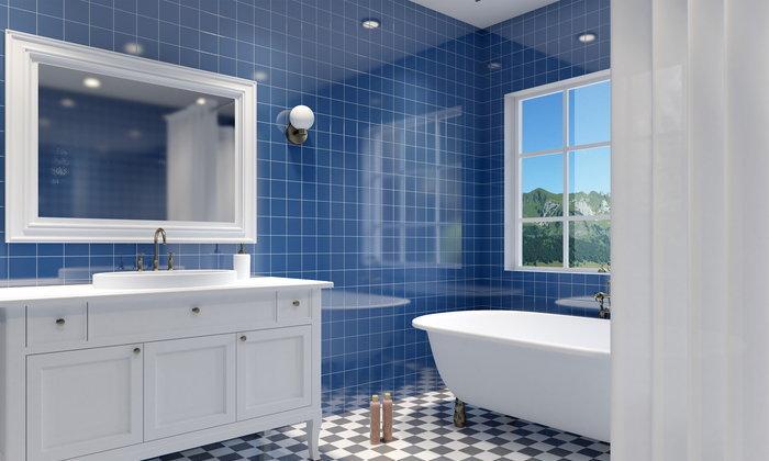 7 สีห้องน้ำแนะนำ ที่จะทำให้คุณปลดทุกข์แล้วสุขชัวร์