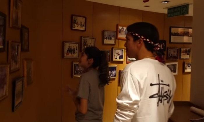 """ป๊อก-มาร์กี้ พาเปิด """"บ้านสุทธิเกียรติ จิราธิวัฒน์"""" เจ้าของเซ็นทรัล ในบ้านมี Hall of Frame"""