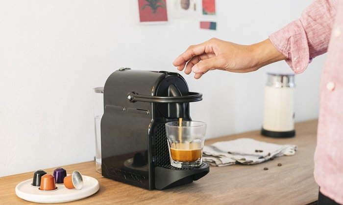 Nespresso เครื่องเดียว เปลี่ยนบ้านให้เป็นคาเฟ่เก๋ๆ ได้ในพริบตา