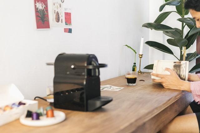 เครื่องชงกาแฟแคปซูล เปลี่ยนบ้านให้เป็นคาเฟ่เก๋ๆ