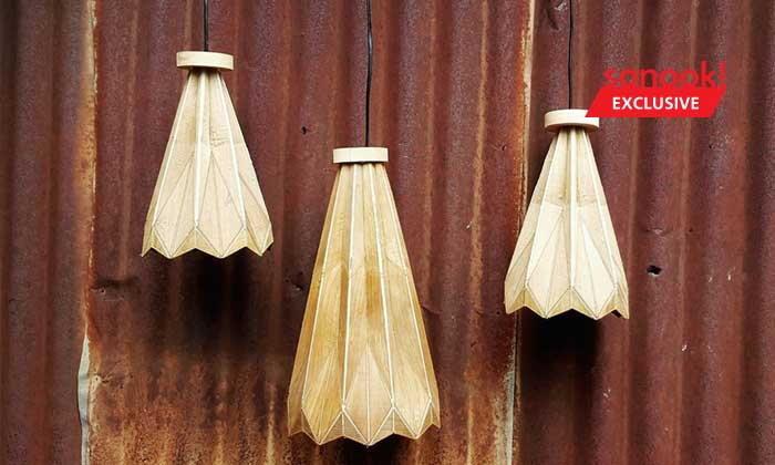 """"""" P.A.D. Banana Leaf Product """" เปลี่ยนใบตองเป็นของชิ้นใหม่ ใช้และตกแต่งบ้านเก๋ เก๋"""