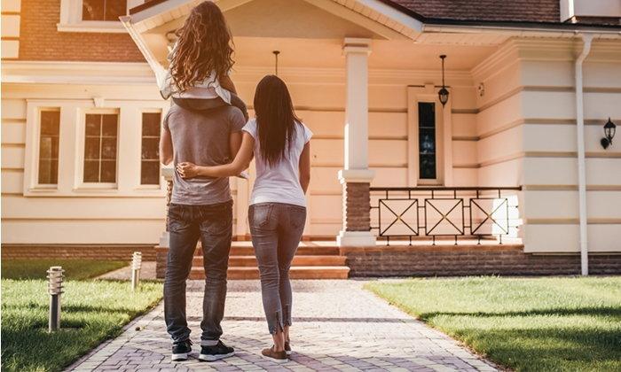 จัดบ้านถูกหลักฮวงจุ้ยหน้าบ้าน รับสิ่งมงคลตลอดปี