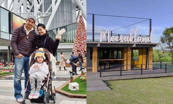 """""""มีสุขแลนด์"""" ร้านเบเกอรี่สไตล์ลอฟท์ๆ ของ """"ไก่ มีสุข"""" ที่คาดว่าจะเสร็จสิ้นปีนี้"""