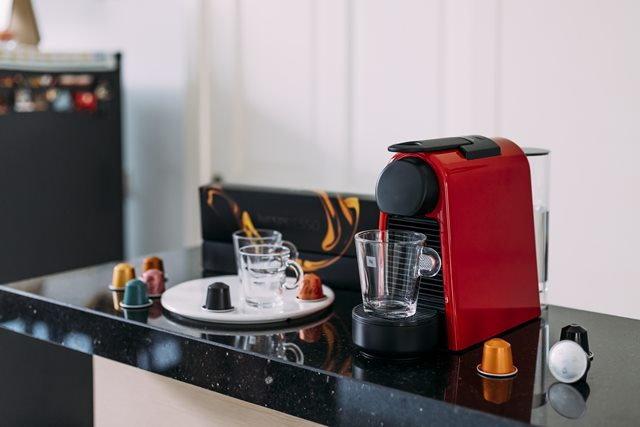 สูตรชงกาแฟร้อนด้วย Nespresso Capsule ดัดแปลงเป็นสูตรกาแฟเย็นได้ง่ายๆ