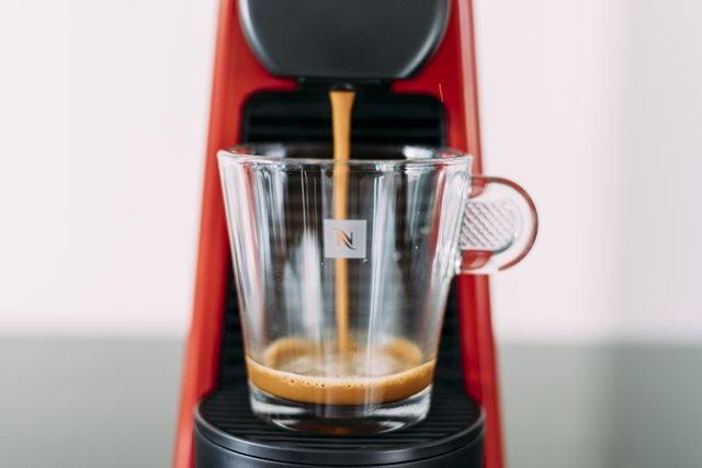 สูตรชงกาแฟร้อนง่ายๆด้วย Nespresso Capsule