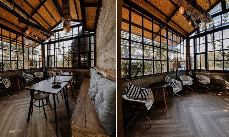 Pakpap Cafe เปลี่ยนบ้านเก่าชายคลอง สู่คาเฟ่สไตล์ชิคริมน้ำ