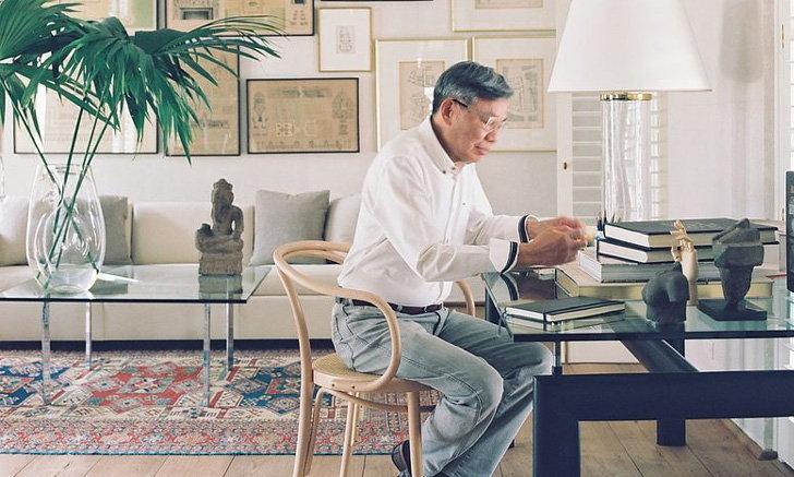 """""""องอาจ สาตรพันธุ์"""" สถาปนิกไทยคว้ารางวัลระดับโลก Richard H. Driehaus สาขาการออกแบบดั้งเดิม"""