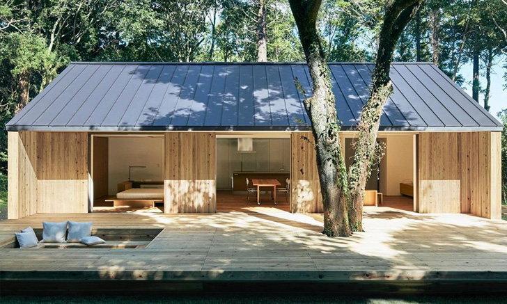 MUJI เปิดตัวบ้านไม้สำเร็จรูปสไตล์มินิมัล ราคา 4.5 ล้านบาท
