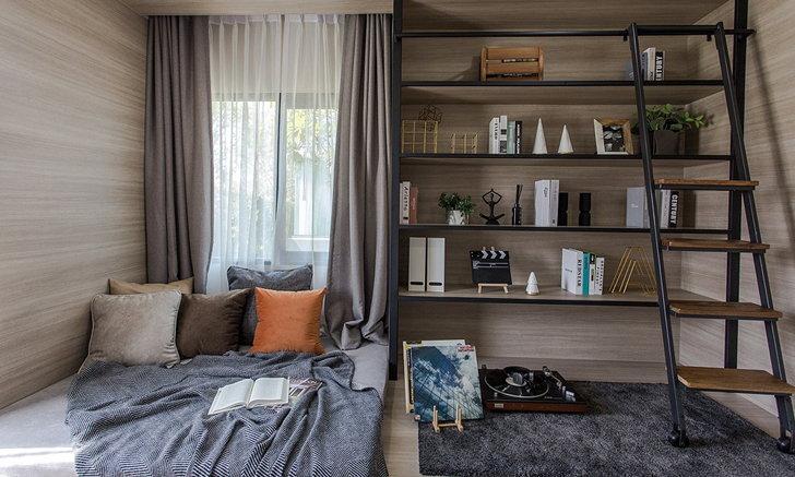 เปลี่ยนห้องอเนกประสงค์ในบ้านให้เป็นห้องนั่งเล่นสุดเท่