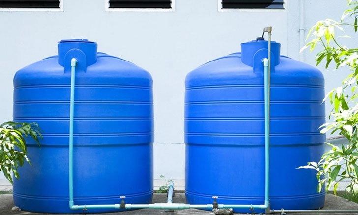 วิธีเลือกถังเก็บน้ำให้เหมาะกับบ้าน