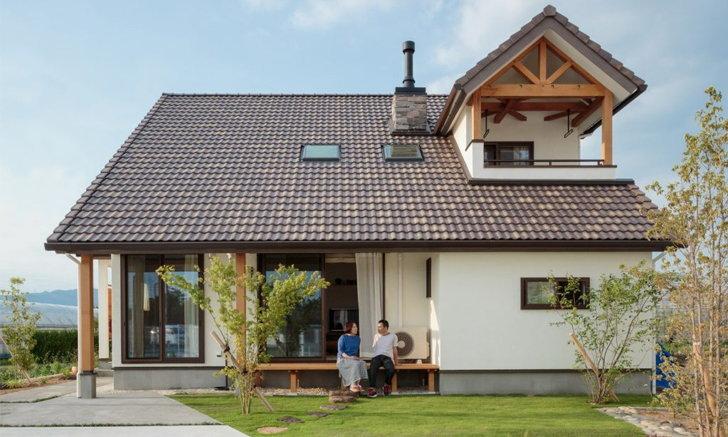 บ้านญี่ปุ่นหลังกะทัดรัด อบอุ่นด้วยวัสดุไม้ ให้กลิ่นอายในแบบมินิมัลสุดเรียบง่าย