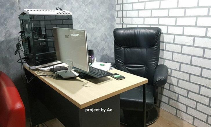 """ไม่ต้องซื้อใหม่! มาดูวิธีแก้ไขปัญหา """"โต๊ะไม้อัดพองตัว"""" ด้วยวิธีที่แสนง่าย แถมใช้งบแค่นิดเดียว"""