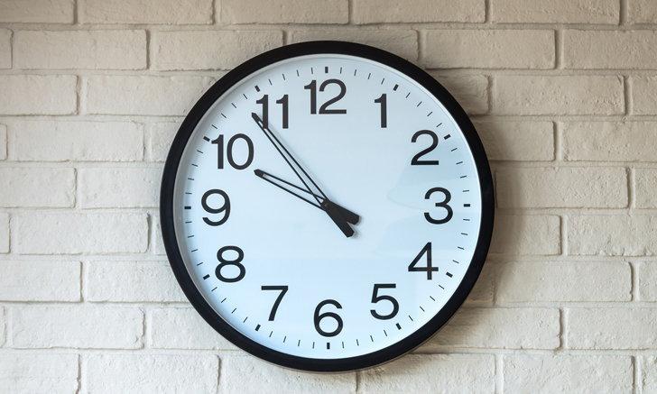 10 เคล็ดลับดึงดูดความเจริญรุ่งเรือง ด้วยนาฬิกาติดผนัง