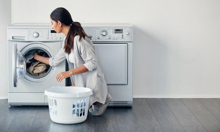 """""""ผงซักฟอกเครื่องซักผ้าฝาหน้า""""  จำเป็นไหม ? สำหรับการซักผ้าโดยใช้เครื่องฝาหน้า"""