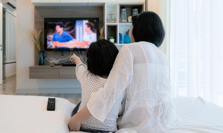 ระยะห่างทีวีเท่าไหร่เหมาะกับห้องของคุณ