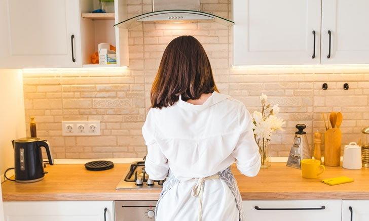 ทิปส์ต่อเติมครัวไทยหลังบ้าน