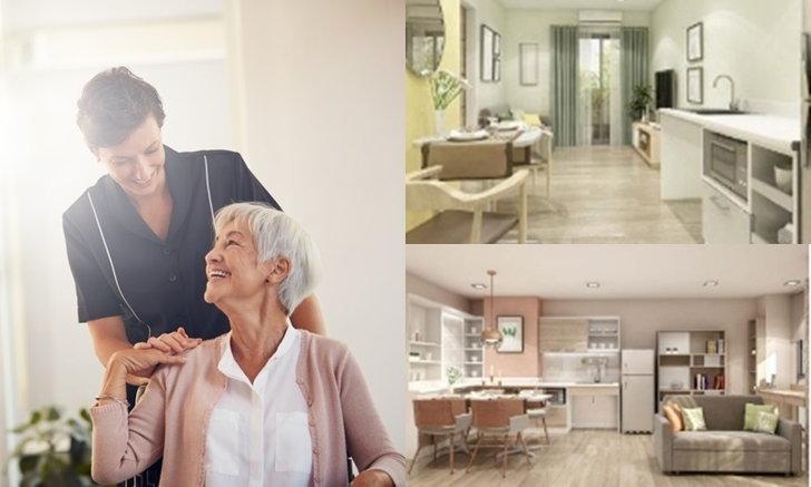 """กรมธนารักษ์เปิด """"Senior Complex"""" ที่พักผู้สูงอายุ รามา -ธนารักษ์ ราคาเริ่มต้นที่ 1.82 ล้าน"""