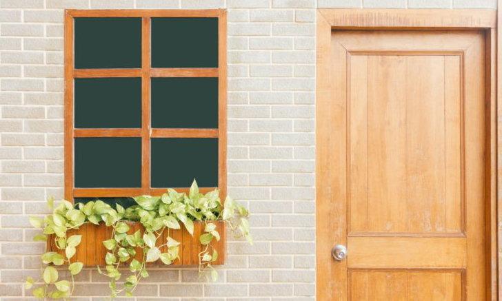 ไอเดียตกแต่งหน้าต่างขนาดเล็ก เพิ่มความคิวท์ให้บ้านเหมือนในหนังสือนิทาน