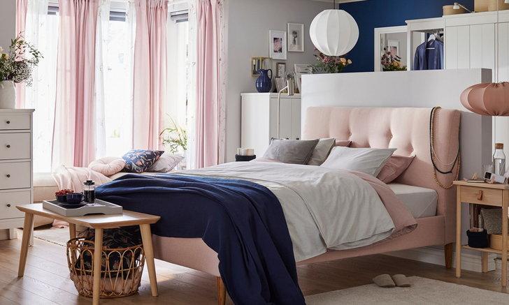 เทคนิคแต่งห้องนอนถูกหลัก หมดปัญหาหลับยาก