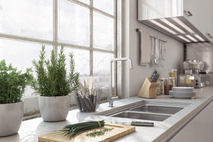 เดิมทีห้องครัวเป็นพื้นที่สำหรับทำอาหาร