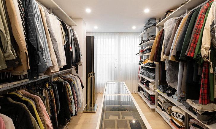จัดตู้เสื้อผ้าให้เป็นระเบียบ มองเห็นทันที หยิบใช้ง่าย