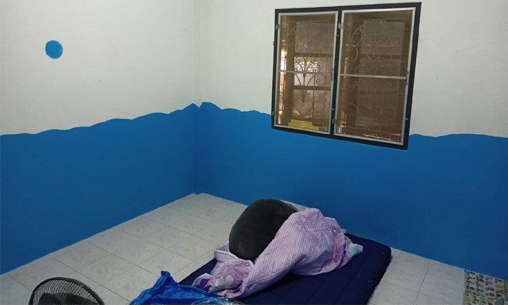 """ชมไอเดียรีโนเวท """"จากห้องเก็บของเป็นห้องนอน"""" ทำด้วยตัวเองในงบแสนประหยัด"""