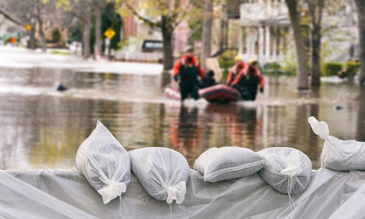 วิธีเก็บของหนีน้ำ และรับมือน้ำท่วมอย่างปลอดภัยทั้งคน ทั้งของ