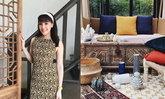 ไหม- มณีรัตน์ ศรีจรูญ ดาราสาวรีโนเวทบ้านเก่าเป็นคาเฟ่ Baker X Florist Cafe