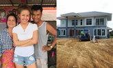"""""""จ๊ะ อาร์สยาม"""" สร้างบ้าน 10 ล้านบนที่ดิน 5 ไร่ให้พ่อ- แม่ มีห้องพ่อแก่ เล็งบั้นปลายทำสวน"""