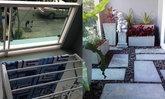 Review :จัดสวนหย่อมระเบียงคอนโด เปลี่ยนที่ตากผ้าให้กลายเป็นสวนน่ารัก