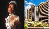 """เปิด """"บ้าน Miss Universe 2019"""" หรูหรากลางเมือง Sandton แอฟริกาใต้"""