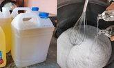 """แชร์วิธีทำ """"น้ำยาอเนกประสงค์"""" ฉบับ DIY สำหรับล้างจาน ซักผ้า ถูพื้น สะอาดเอี่ยม ราคาประหยัด"""