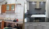 """ผลงานรีโนเวท """"ทำครัวใหม่"""" บิวท์อินสไตล์ IKEA อยากได้ครัวใหม่ต้องห้ามพลาด"""